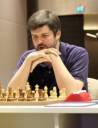 Into the Finals - Peter Svidler! (Pic Source: www.bakuworldcup2015.com)