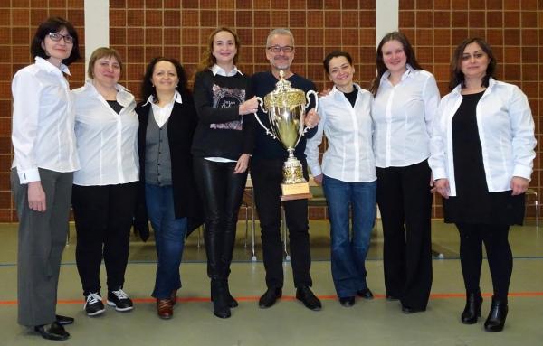 OSG Baden-Baden - The defending Frauenbundesliga champions.